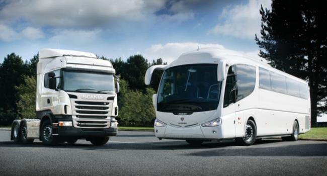 СКИДКА 20% для техники Scania старше 4 ЛЕТ