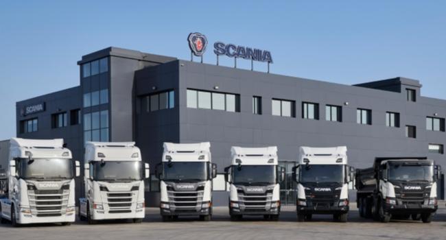 Работа Scania в России в условиях карантина
