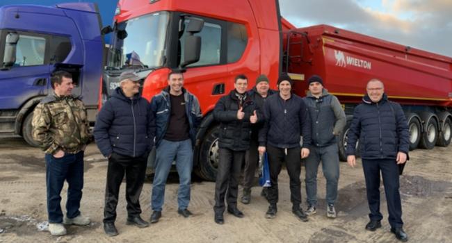Вместе со Scania к победе!