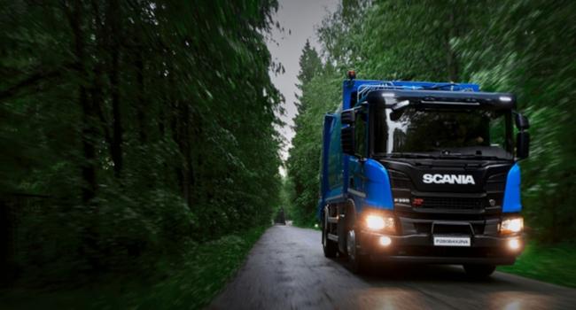 Система XPI на новом поколении Scania – весомые преимущества для автопарка