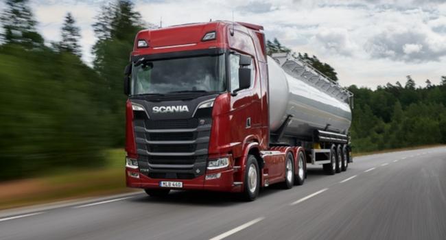 Scania представляет новую линейку высокотехнологичных коробок передач и обновленные двигатели Scania V8
